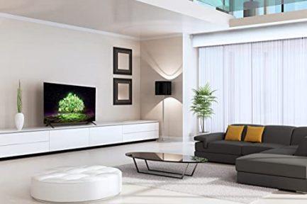 "LG OLED65A1PUA Alexa Built-in A1 Series 65"" 4K Smart OLED TV (2021) 5"