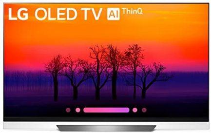 LG Electronics OLED65E8PUA 65-Inch 4K Extremely HD Sensible OLED TV 1