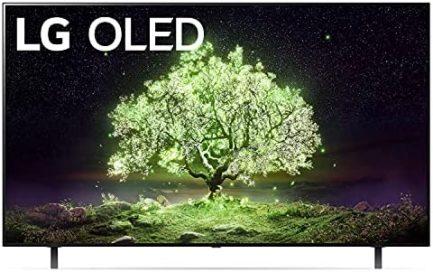 "LG OLED65A1PUA Alexa Built-in A1 Series 65"" 4K Smart OLED TV (2021) 1"