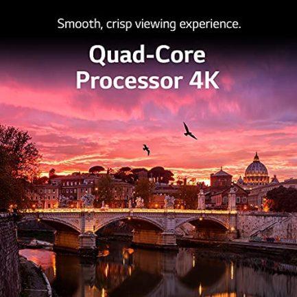 "LG 43NANO75UPA Alexa Built-in NanoCell 75 Series 43"" 4K Smart UHD NanoCell TV (2021) 11"