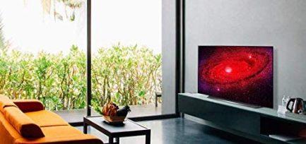 "LG OLED55CXPUA / OLED55CXAUA Alexa Built-In CX 55"" 4K Smart OLED TV (2020) (Renewed) 8"