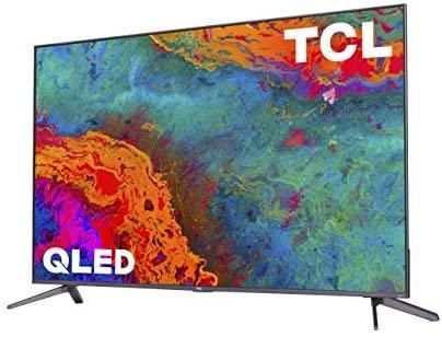 TCL 50-inch 5-Series 4K UHD Dolby Vision HDR QLED Roku Smart TV - 50S535, 2021 Model , Black 11