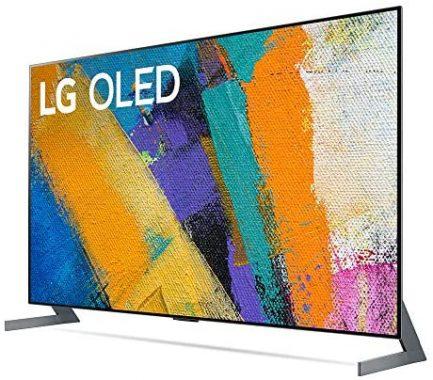 "LG OLED55GXPUA 55"" GX 4K Smart OLED TV (2020) with Deco Gear Home Theater Bundle 3"