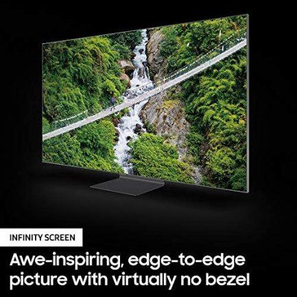 SAMSUNG 85-Inch Class QLED Q950T Series - 8K UHD Direct Full Array Quantum HDR 32X Smart TV with Alexa Built-in (QN85Q950TSFXZA) 2