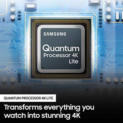 SAMSUNG 75-inch Class QLED Q60T Series - 4K UHD Dual LED Quantum HDR Smart TV with Alexa Built-in (QN75Q60TAFXZA, 2020 Model) 8