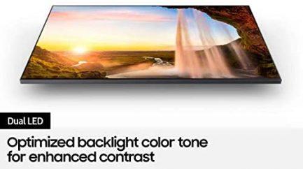 SAMSUNG 60-Inch Class QLED Q60A Series - 4K UHD Dual LED Quantum HDR Smart TV with Alexa Built-in (QN60Q60AAFXZA, 2021 Model) (Renewed) 3