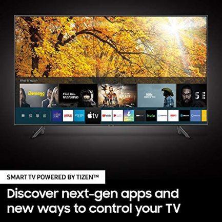 SAMSUNG 55-inch Class Curved UHD TU-8300 Series - 4K UHD HDR Smart TV With Alexa Built-in (UN55TU8300FXZA, 2020 Model) 11