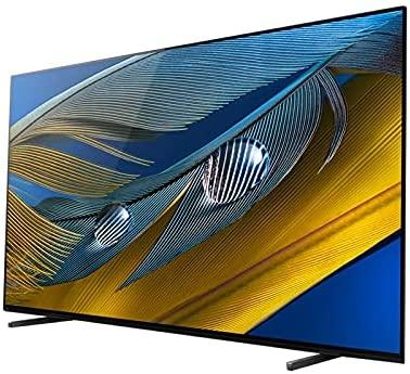 "Sony XR-65A80J 65"" OLED BRAVIA XR 4K Ultra HD Smart TV with a Sony HT-G700 3.1 Channel Bluetooth Soundbar and Wireless Subwoofer (2021) 3"