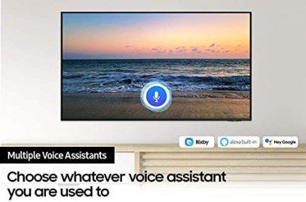 SAMSUNG UN50AU8000 / UN50AU8000 / UN50AU8000 50 inch Crystal UHD 4K Smart TV (Renewed) 3