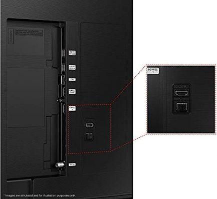 SAMSUNG UN50AU8000 / UN50AU8000 / UN50AU8000 50 inch Crystal UHD 4K Smart TV (Renewed) 5