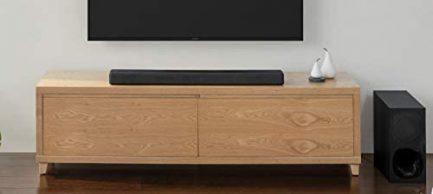 Sony A90J 55 Inch TV: BRAVIA XR OLED 4K Ultra HD Smart Google TV with Sony HT-G700: 3.1CH Dolby Atmos/DTS:X Soundbar with Bluetooth Technology 2
