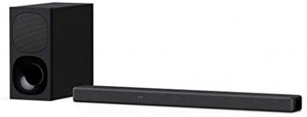 "Sony XR-77A80J 77"" OLED BRAVIA XR 4K Ultra HD Smart TV with a Sony HT-G700 3.1 Channel Bluetooth Soundbar and Wireless Subwoofer (2021) 6"