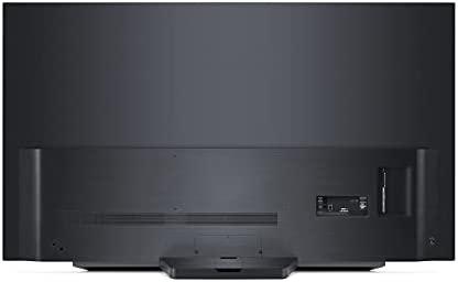 LG OLED65C1PUB C1 65 inch OLED 4K Smart OLED TV w/AI ThinQ Bundle with Yamaha YAS109 Soundbar, Universal Wall Mount, HDMI Cable - LG Authorized Dealer 4
