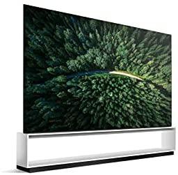 "LG SIGNATURE OLED88Z9PUA Alexa Built-in Z9 88"" 8K Ultra HD Smart OLED TV (2019) 2"