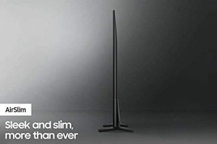 SAMSUNG 55-Inch Class Crystal UHD AU8000 Series - 4K UHD HDR Smart TV with Alexa Built-in (UN55AU8000FXZA, 2021 Model) (Renewed) 7