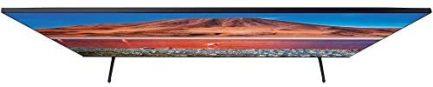 Samsung UN65TU7000FXZA 65 inch 4K Ultra HD Smart LED TV 2020 Model Bundle with Support Extension 7