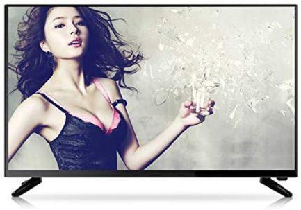 32/42/46/55/65 inch Android Smart Network TV, Full HD Full HD 1080P Ultra-Thin LED TV, IPS Anti-Blue LCD TV, Compatible with HDMI/VGA/AV/RF/LAN/WiFi/RF Antenna Input 1