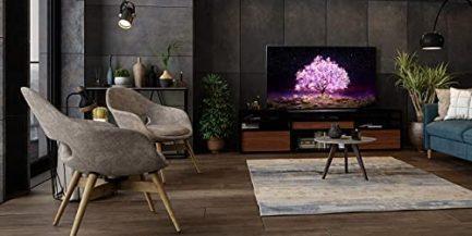 """LG OLED55C1PUB Alexa Built-in C1 Series 55"""" 4K Smart OLED TV (2021) (Renewed) 5"""