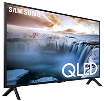 "SAMSUNG QN32Q50RAFXZA Flat 32"" QLED 4K 32Q50 Series Smart TV (2019 model) 11"