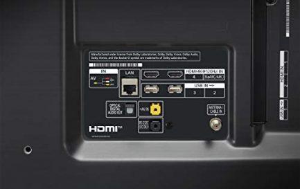 "LG 55NANO85UNA Alexa Built-In NanoCell 85 Series 55"" 4K Smart UHD NanoCell TV (2020) 14"