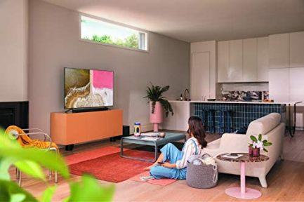 SAMSUNG 65-inch Class QLED Q60T Series - 4K UHD Dual LED Quantum HDR Smart TV with Alexa Built-in (QN65Q60TAFXZA, 2020 Model) 4