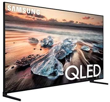 SAMSUNG QN65Q900RBFXZA Flat 65-Inch QLED 8K Q900 Series Ultra HD Smart TV with HDR and Alexa Compatibility (2019 Model), Black 2