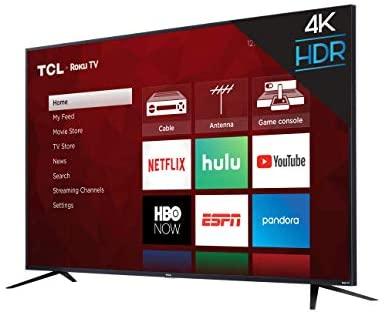 TCL 65S425 65 Inch 4K UHD HDR Smart Roku TV (2019) 2