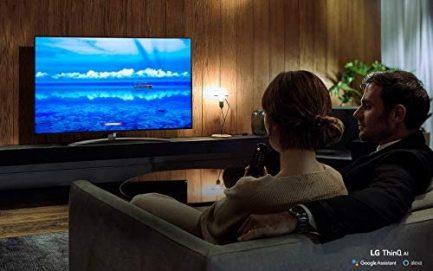"LG 65SM9500PUA Alexa Built-in Nano 9 Series 65"" 4K Ultra HD Smart LED NanoCell TV (2019) 6"