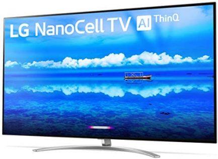"LG 65SM9500PUA Alexa Built-in Nano 9 Series 65"" 4K Ultra HD Smart LED NanoCell TV (2019) 4"
