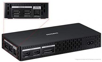 SAMSUNG 32-inch Class FRAME QLED LS03 Series - FHD Dual LED Quantum HDR Smart TV with Alexa Built-in (QN32LS03TBFXZA, 2020 Model) 7