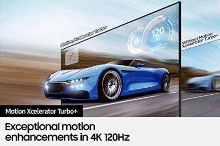 SAMSUNG 65-Inch Class QLED Q70A Series - 4K UHD Quantum HDR Smart TV with Alexa Built-in (QN65Q70AAFXZA, 2021 Model) 2