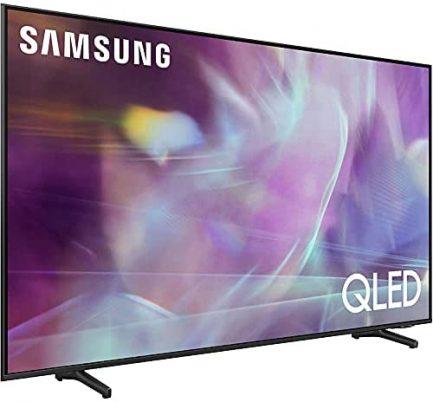 SAMSUNG 65-Inch Class QLED Q60A Series - 4K UHD Dual LED Quantum HDR Smart TV with Alexa Built-in (QN65Q60AAFXZA, 2021 Model) 2