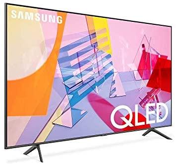 SAMSUNG QN50Q60TA 50 inches Class Q60T QLED 4K UHD HDR Smart TV (2020) (Renewed) 2