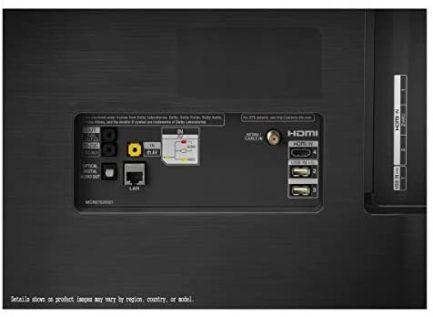 "LG C9 Series Smart OLED TV - 65"" 4K Ultra HD with Alexa Built-in, 2019 Model 8"