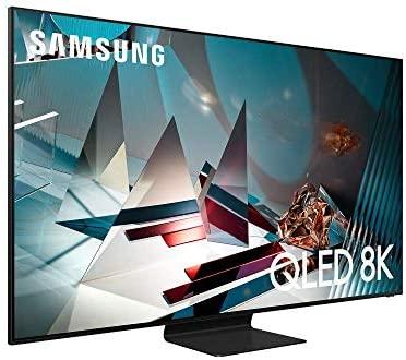 SAMSUNG QN75Q800T / QN75Q800TAFXZA / QN75Q800TAFXZA 75 inch Q800T 8K QLED UHD Smart TV (Renewed) 3