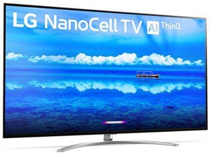 "LG 65SM9500PUA Alexa Built-in Nano 9 Series 65"" 4K Ultra HD Smart LED NanoCell TV (2019) 2"