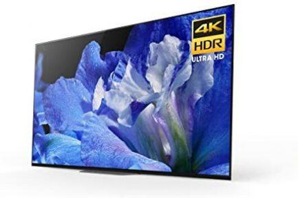 Sony XBR55A8F 55-Inch 4K Ultra HD Smart BRAVIA OLED TV (2018 Model) 8