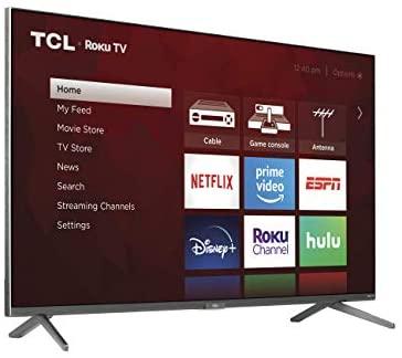 TCL 65-inch 6-Series 4K UHD Dolby Vision HDR QLED Roku Smart TV - 65R635, 2021 Model 14
