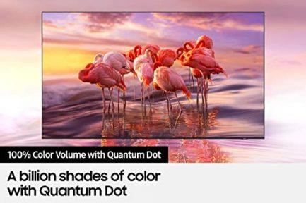 SAMSUNG 65-Inch Class QLED Q80A Series - 4K UHD Direct Full Array Quantum HDR 12x Smart TV with Alexa Built-in (QN65Q80AAFXZA, 2021 Model) 3