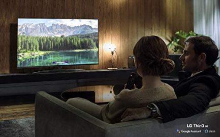 "LG Nano 8 Series 75SM8670PUA TV, 75"" 4K UHD Smart LED NanoCell, 2019 model 6"