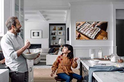 "SAMSUNG 65"" Class The Frame QLED Smart 4K UHD TV (2019) - Works with Alexa 10"