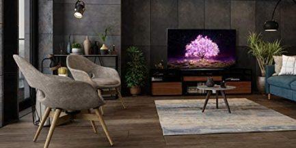 "LG OLED55C1PUB Alexa Built-in C1 Series 55"" 4K Smart OLED TV (2021) 4"