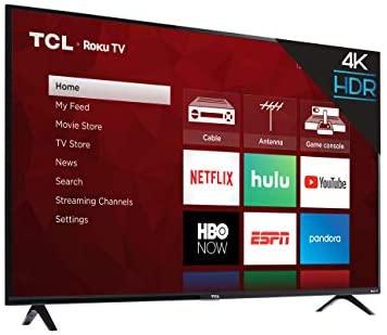 TCL 50S425 50 Inch 4K Smart LED Roku TV (2019) 3