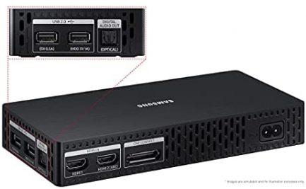 SAMSUNG 32-inch Class FRAME QLED LS03 Series - FHD Dual LED Quantum HDR Smart TV with Alexa Built-in (QN32LS03TBFXZA, 2020 Model) (Renewed) 7