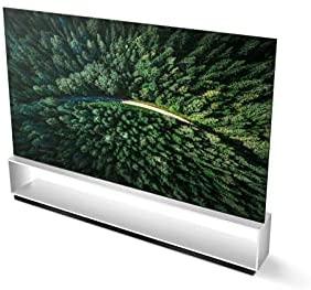 "LG SIGNATURE OLED88Z9PUA Alexa Built-in Z9 88"" 8K Ultra HD Smart OLED TV (2019) 3"