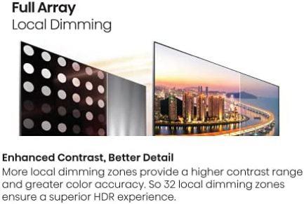 Hisense ULED 4K Premium 55U6G Quantum Dot QLED Series 55-Inch Android Smart TV with Alexa Compatibility (2021 Model) 6