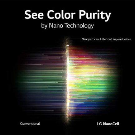 "LG 55NANO85UNA Alexa Built-In NanoCell 85 Series 55"" 4K Smart UHD NanoCell TV (2020) 2"