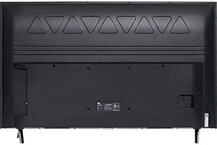 """TCL 55S423 55"""" Class (54.6"""" Diag) 4K UHD Roku LED LCD 3"""