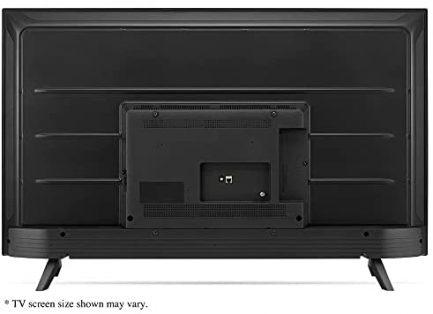 LG 55 Inch UP7000 Series 4K LED UHD Smart webOS TV (2021 Model) Bundle with Deco Home 60W 2.0 Channel Soundbar, 37-70 inch TV Wall Mount Bracket Bundle and 6-Outlet Surge Adapter 6