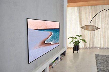 LG GX 65 inch Class 4K OLED TV Bundle w/Extended Warranty 8